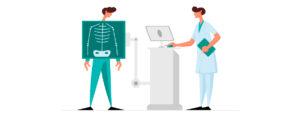 Telerradiologia: laudos de musculoesquelético a distância
